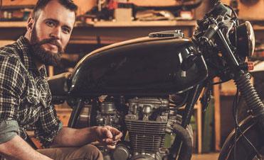 Moto repair